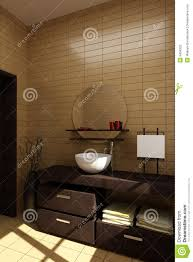 Japanese Style Bathroom Japanese Style Bathroom Stock Photos Image 8494223