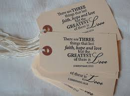 Wedding Favor Tags Personalized The Beautiful Wedding Favor Tags