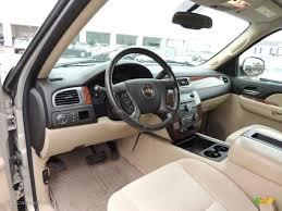 Light Cashmere/Ebony Interior 2007 Chevrolet Tahoe LT Photo ...