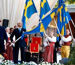 Sverige blev ett självständigt land den 6e juni då kalmarunion upphörde och gustav vasa valdes till kung. Darfor Firar Vi Sveriges Nationaldag 6 Juni