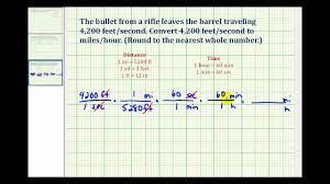 Steps To Miles Conversion Chart Approximate Ex Convert Feet Per Second To Miles Per Hour