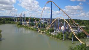 Construction of the mountain alone involved a dozen local companies under cincinnati. Canada S Wonderland We Rode Almost All Its Roller Coasters In A Day