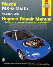 mazda mx 5 other parts miata shop manual mx5 service repair mazda mx 5 book haynes chilton workshop