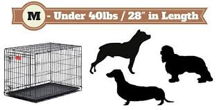 dog crates size chart what size dog crate should you get and which type is best