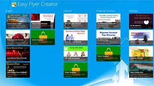 free flyer maker app get easy flyer creator microsoft store