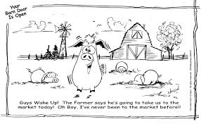 this cartoon is from the on going ic strip your barn door is open this is one of my favorites of the adventures of