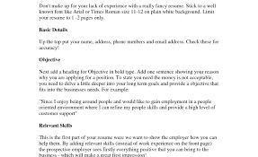 Is A 2 Page Resume Too Long Resume Ideas . No Volunteer Experience Resume -  Sidemcicek.com | Resume For Study