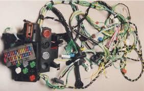 an automobile wire harness scientific diagram an automobile wire harness