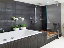 Monochromatic Bathrooms Designs Youll Love Decorating And Small