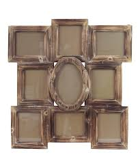 wood collage picture frame