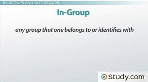 social groups dyad and triad in groups and out groups video  social groups dyad and triad in groups and out groups video lesson transcript com