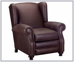 lazy boy leather armchair