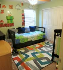 amazing rugs pattern for boys bedrooms contempo colorful curve line rug motif in boys bedroom