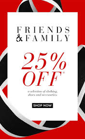 friends family 25 off regular s saks fifth avenue email archive
