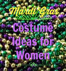 mardi gras costumes ideas