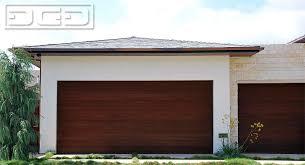 dynamic garage doorsContemporary 08  Custom Architectural Garage Door  Dynamic