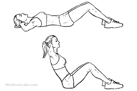 Sit Ups Workoutlabs Exercise Guide