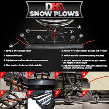 detail k2 inc auto accessories products snow plows dk2 personal snow plow features