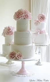 wedding cakes pink roses and lace wedding cake 1930279 weddbook