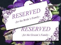 reserved sign templates 27 images of wedding reserved seating signs template leseriail com
