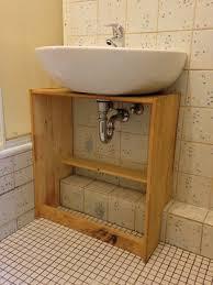 shabby chic bathroom vanity. Shabby Chic RAST Vanity Hack Bathroom B