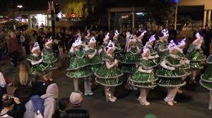 Castro Valley Christmas Tree Lighting Dance 10s The Tap Dancing Christmas Trees In The Castro Valley Light Parade November 12 2016