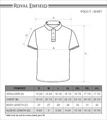 Polo Mens Size Chart Rldm