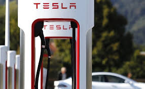 tesla s new supercharger map hints at