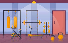 2,881 Weight Room Cliparts, Stock Vector and Royalty Free Weight Room  Illustrations