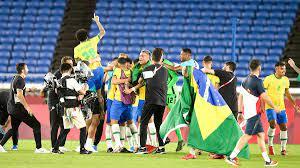 أولمبياد طوكيو 2020   البرازيل تحرز الميدالية الذهبية على حساب اسبانيا في  منافسات كرة القدم للرجال - الشامل الرياضي