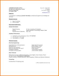 Undergraduate Resume Template Delectable Undergraduate Student Resume Template Resume Format For