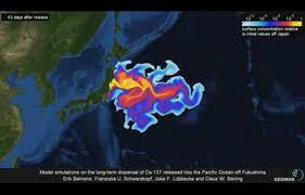 Fukushima Radiation In U S West Coast Tuna Swfsc