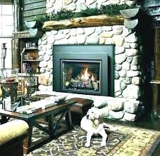cost to install gas fireplace insert installing installation of how to install a