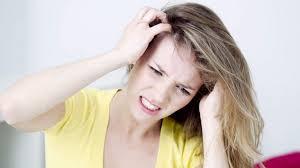 saç kaşıntısı ile ilgili görsel sonucu