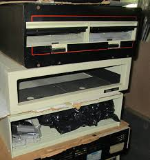 Floppies Controllers Cabinets Disks Docs Hints