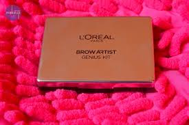 l oreal paris brow artist genius kit