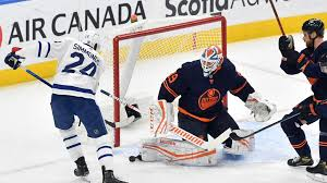 Draisaitl 9 game point streak (8 goals 10 assists in that span! Game Story Leafs 4 Oilers 3
