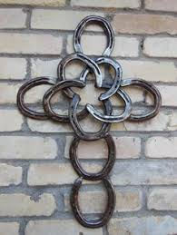 handmade welded horseshoe cross with star wall by aggiesandbows on horseshoe wall art star with horseshoe lobster uncle grumpy pinterest horse shoes horse