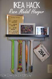 medal shelf display elegant ikea race medal hanger and shelf ikea running racing