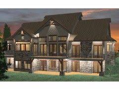 Best 25 6 bedroom house plans ideas on Pinterest