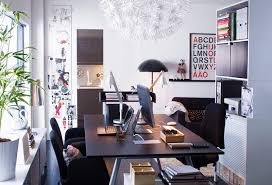 office space decor ideas. office design:office space decorating ideas with amazing table design from ikea decor