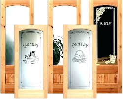 18 pantry door inch pantry door pantry doors ideas interior half glass door inch french frosted