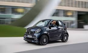 2016 Smart Fortwo - Car and Driver