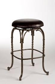 backless swivel bar stools. Hillsdale Keene Backless Swivel Bar Stool - Pewter With Antique Bronze Highlights Stools
