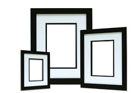 simple black frame png. Delighful Simple Simple Black Frame With Mount For Png R