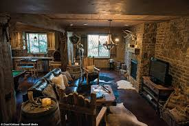 ultimate basement man cave. No Expense Spared: Tyler Kirkham, 32, From Utah, Spent Three Years And Ultimate Basement Man Cave