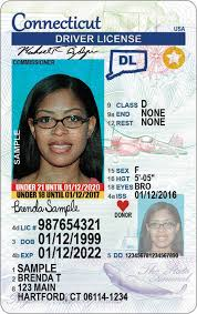 Dmv Licenses Program Cards Bulletin Driver Mail Wilton – Begins To Id