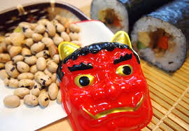 Japanese Setsubun Bad Goes Out And Good Comes In On Setsubun Japan Update