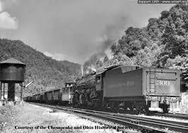 Chesapeake And Ohio Railway Steam B