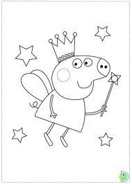 Free Printable Coloring Pages Craftsdecorating In 2019 Peppa